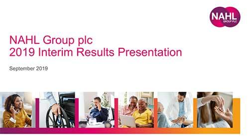 NAHL Interim Results Investors Presentation September 2019